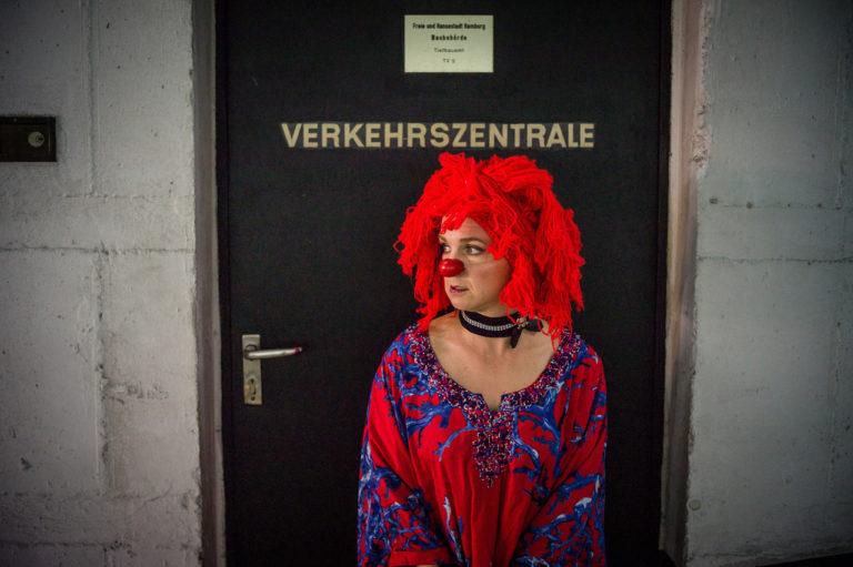 Sommerkurs: Clown through mask